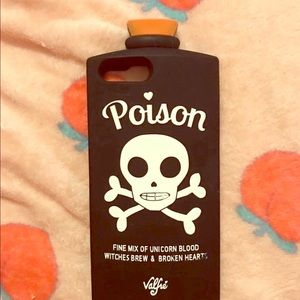 Poison IPhone X case